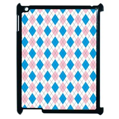 Argyle 316838 960 720 Apple Ipad 2 Case (black)