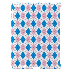 Argyle 316838 960 720 Apple Ipad 3/4 Hardshell Case (compatible With Smart Cover)