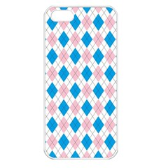 Argyle 316838 960 720 Apple Iphone 5 Seamless Case (white)