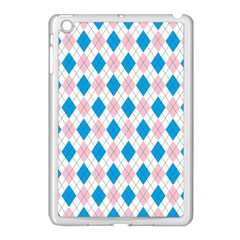 Argyle 316838 960 720 Apple Ipad Mini Case (white)