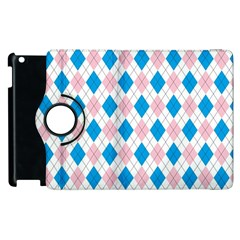 Argyle 316838 960 720 Apple Ipad 2 Flip 360 Case