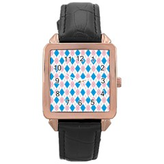 Argyle 316838 960 720 Rose Gold Leather Watch