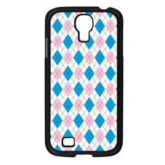 Argyle 316838 960 720 Samsung Galaxy S4 I9500/ I9505 Case (black)