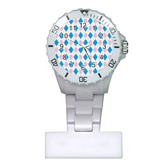 Argyle 316838 960 720 Plastic Nurses Watch