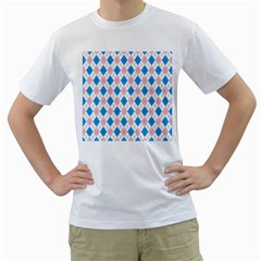 Argyle 316838 960 720 Men s T Shirt (white)