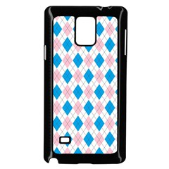 Argyle 316838 960 720 Samsung Galaxy Note 4 Case (black)