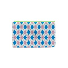 Argyle 316838 960 720 Cosmetic Bag (xs)