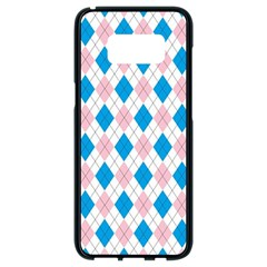 Argyle 316838 960 720 Samsung Galaxy S8 Black Seamless Case