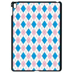 Argyle 316838 960 720 Apple Ipad Pro 9 7   Black Seamless Case