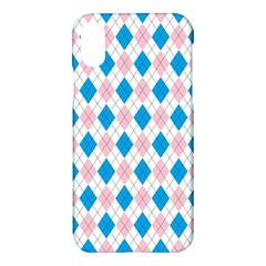 Argyle 316838 960 720 Apple Iphone X Hardshell Case