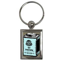 Liftarn Old Can Brown Key Chains (rectangle)