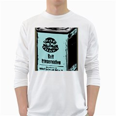 Liftarn Old Can Brown Long Sleeve T Shirt