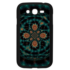 Abstract Digital Geometric Pattern Samsung Galaxy Grand Duos I9082 Case (black)