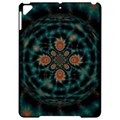 Abstract Digital Geometric Pattern Apple Ipad Pro 9 7   Hardshell Case