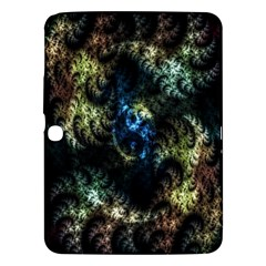 Abstract Digital Art Fractal Samsung Galaxy Tab 3 (10 1 ) P5200 Hardshell Case