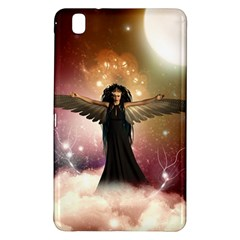 Awesome Dark Fairy In The Sky Samsung Galaxy Tab Pro 8 4 Hardshell Case by FantasyWorld7