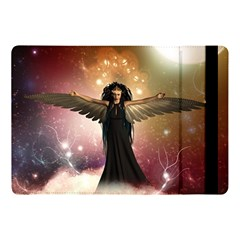 Awesome Dark Fairy In The Sky Apple Ipad Pro 10 5   Flip Case by FantasyWorld7