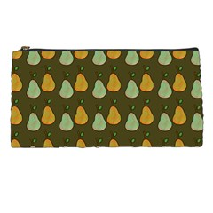 Pears Brown Pencil Cases