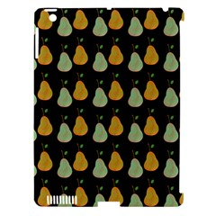 Pears Black Apple Ipad 3/4 Hardshell Case (compatible With Smart Cover) by snowwhitegirl