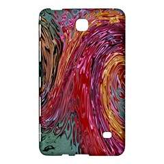 Color Rainbow Abstract Flow Merge Samsung Galaxy Tab 4 (7 ) Hardshell Case