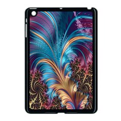 Fractal Art Artwork Psychedelic Apple Ipad Mini Case (black)