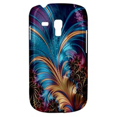Fractal Art Artwork Psychedelic Samsung Galaxy S3 Mini I8190 Hardshell Case