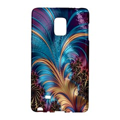 Fractal Art Artwork Psychedelic Samsung Galaxy Note Edge Hardshell Case