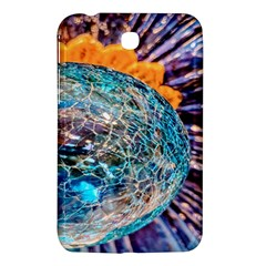 Multi Colored Glass Sphere Glass Samsung Galaxy Tab 3 (7 ) P3200 Hardshell Case  by Samandel