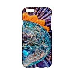 Multi Colored Glass Sphere Glass Apple Iphone 6/6s Hardshell Case