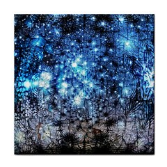 Abstract Fractal Magical Tile Coasters