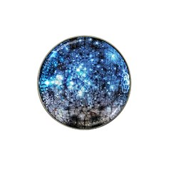 Abstract Fractal Magical Hat Clip Ball Marker (4 Pack)