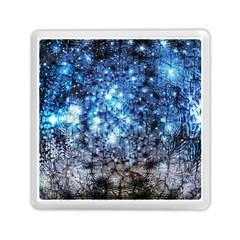 Abstract Fractal Magical Memory Card Reader (square)
