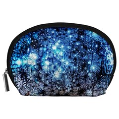 Abstract Fractal Magical Accessory Pouch (large) by Samandel