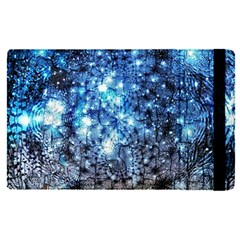 Abstract Fractal Magical Apple Ipad Pro 9 7   Flip Case