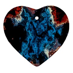 Abstract Fractal Magical Ornament (heart) by Samandel