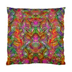 Background Psychedelic Colorful Standard Cushion Case (two Sides)