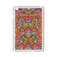 Background Psychedelic Colorful Ipad Mini 2 Enamel Coated Cases by Samandel