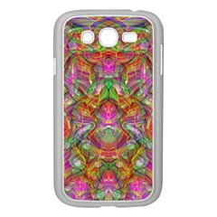 Background Psychedelic Colorful Samsung Galaxy Grand Duos I9082 Case (white)
