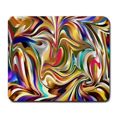 Wallpaper Psychedelic Background Large Mousepads