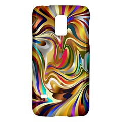 Wallpaper Psychedelic Background Samsung Galaxy S5 Mini Hardshell Case