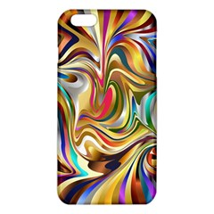 Wallpaper Psychedelic Background Iphone 6 Plus/6s Plus Tpu Case by Samandel