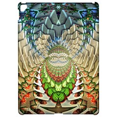 Abstract Fractal Magical Apple Ipad Pro 12 9   Hardshell Case by Samandel