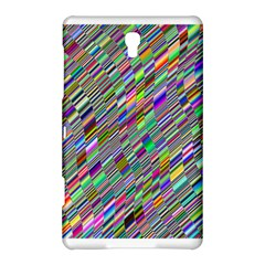 Waves Background Wallpaper Stripes Samsung Galaxy Tab S (8 4 ) Hardshell Case  by Samandel