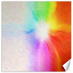 Psychedelic Background Wallpaper Canvas 12  X 12  by Samandel