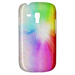 Psychedelic Background Wallpaper Samsung Galaxy S3 Mini I8190 Hardshell Case