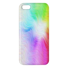 Psychedelic Background Wallpaper Iphone 5s/ Se Premium Hardshell Case