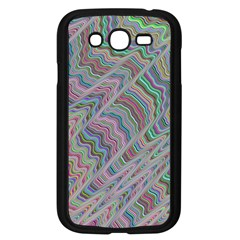 Psychedelic Background Samsung Galaxy Grand Duos I9082 Case (black)