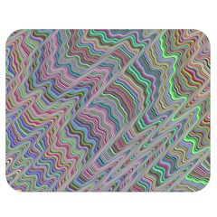Psychedelic Background Double Sided Flano Blanket (medium)  by Samandel