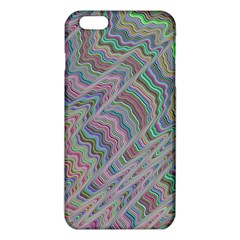 Psychedelic Background Iphone 6 Plus/6s Plus Tpu Case