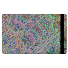 Psychedelic Background Apple Ipad Pro 12 9   Flip Case